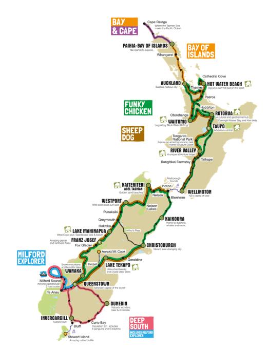 kiwi map